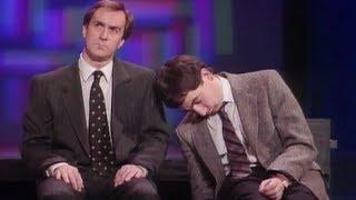 Rowan Atkinson Live -  Attending Church [Part 1]