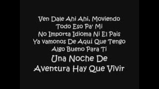 Hasta El Amanecer - Nicky Jam (Letra Original)