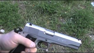 45 ACP vs  357 Magnum