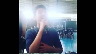 Darren Espanto sings HELLO (01-10-2016)