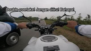 #91 Part 2 | All New CB150R dan All New Supra GTR 150 | Test Ride and Review
