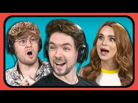 YouTubers React To Japanese Commercials Guess The Product Game