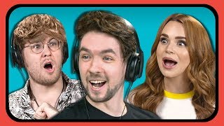 YouTubers React To Japanese Commercials (Guess The Product Game)