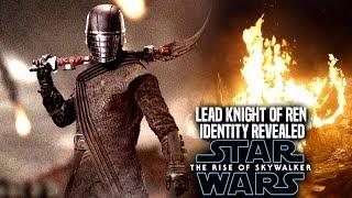 Knight Of Ren Identity Revealed! The Rise Of Skywalker (Star Wars Episode 9)