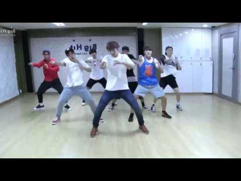 Bts Dope Dance Practice Hd Mirrored