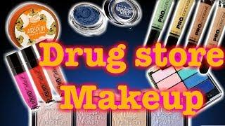 Drug Store Makeup / Maquillaje de Farmacia