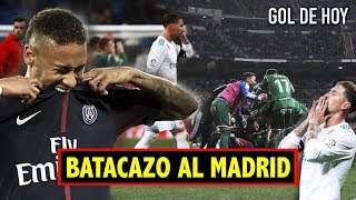 Debacle merengue en el Bernabeu l El mayor lamento de Neymar