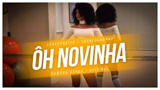 Ôh Novinha - (MC Don Juan / Coreografia Funk) / Ramana Borba