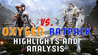 Paragon: Oxygen vs. Ratpack (Highlights and Analysis)