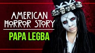 AMERICAN HORROR STORY - Papa Legba - Makeup Tutorial - #AHSWeek