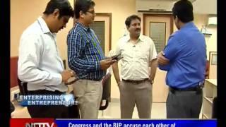 ENTERPRISING ENTREPRENEURS _EP_07_ PART_2_SRINATH RAJARAM, CEO - NP COMPETE