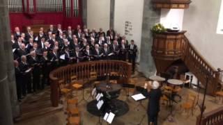 Chor viril Ligia Grischa - In tschiel plein steilas (Flavio Bundi)