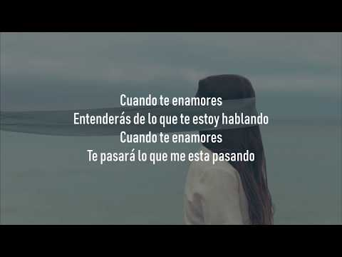 🎵 Antonio José Luciano Pereyra Cuando Te Enamores Letra