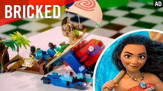 Moana: LEGO Bricked by Disney