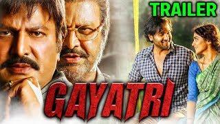 Gayatri (2018) Official Hindi Dubbed Trailer | Vishnu Manchu, Mohan Babu, Shriya Saran