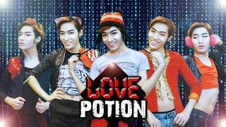 【OFFICIAL MV COVER】: Love Potion - GAIA