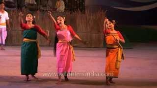 Khullang Eshei - old pastoral folk song from Manipur