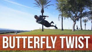 How To Butterfly Twist | Danny Sre (Long Beach, CA)