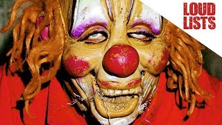 10 Unforgettable Shawn 'Clown' Crahan Slipknot Moments