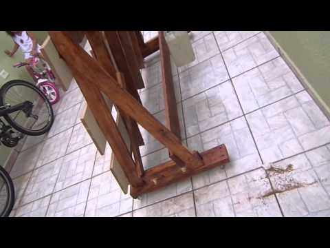Seccionadora Vertical Caseira Primeira atualização