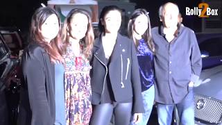 Alia Bhatt In Trendy Casuals At Badrinath Ki Dulhania Special Screening | Bolly2box