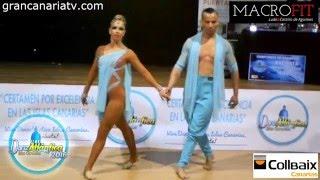Adrian y Anita, Hexacampeones Mundiales de Salsa - DanzAtlántica 2016