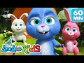 Download Video Sleeping Bunnies - Lovely Songs for Children | LooLoo Kids 3GP MP4 FLV