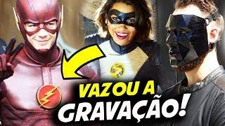 PORQUE O BARRY ESTÁ COM O TRAJE ANTIGO?? || THE FLASH 5ª TEMPORADA