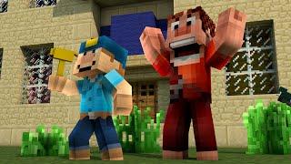 Minecraft - Build Battle ‹ DETONA RALPH › SOU MOCINHO?