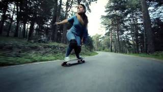 Longboard Girls Crew - Carvin the Mountains