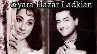 Gyara Hazaar Ladkiyan Full Hindi Movies | Bharat Bhushan | Helen | Murad | Hindi Movies