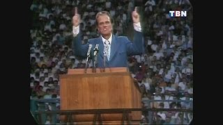 Billy Graham - The Greatest Revival in History -  Dallas TX