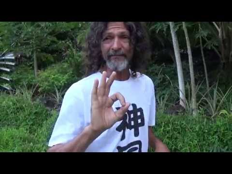 Big Island Hawaii Cinderland Eco-Village Jezus Interview 3 o 27