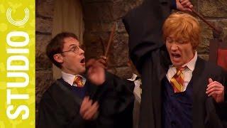 Homeschooler at Hogwarts