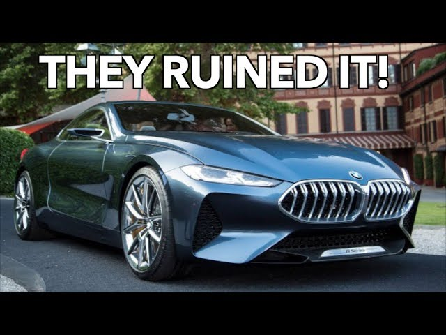 THE NEW 2020 BMW 8 SERIES * Accidentally Leaked*