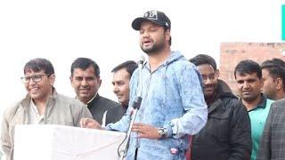 राजधानी दिल्ली में हरियाणा के गायक MD-KD पर जानलेवा हमला, दिल्ली में साउथ कैंपस में आत्मा राम कॉलेज