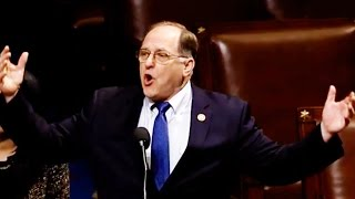 Dem LOSES IT ON REPUBLICANS For Voting to Give Your Very Personal Data To Tech Companies