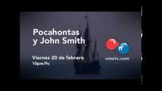Pocahontas y John Smith (Promo)