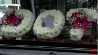 Friends and family say final farewell to Dot Griffiths