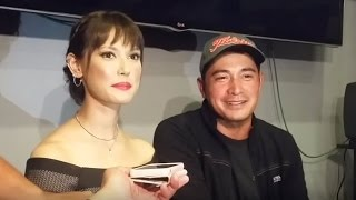 Cesar Montano on his 4-minute kissing scene with Maria Ozawa:
