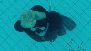 Curso Mergulho Livre  Treino de apneia   Pesca Sub   Fronteira Sub