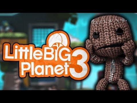 LittleBigPlanet 3 The Sudden Downfall of LBP