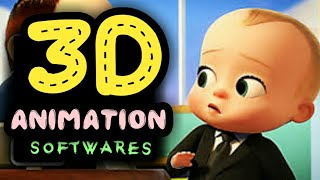 Top 3D Computer Animation Software | Create 3D Computer Animations Easily!!