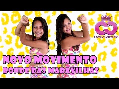 Bonde das Maravilhas Novo Movimento Cia Camila Carmona Coreografia Oficial