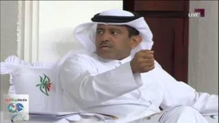 خالد جاسم والخليفي يهاجمون المدرب بعد مباراة الإمارات