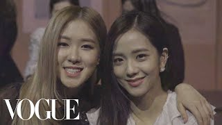 Blackpink Takes Vogue to Coach 1941