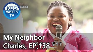 My Neighbor, Charles | 이웃집 찰스 - Ep.138 / Lor from France is in love with pansori💓[ENG/2018.05.03]