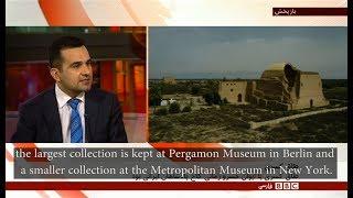 BBC: World Premiere of Taq Kasra documentary in London: Interview with Pejman Akbarzadeh
