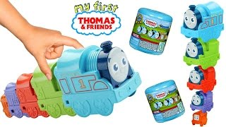 Baby Learn Colors, Thomas and Friends, My First Thomas Nesting Engines, Preschool Toys, Baby Song
