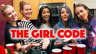 The Girl Code (ft. Grace Helbig, Harto, Jenna Marbles, Mamrie Hart, Miranda Sings)